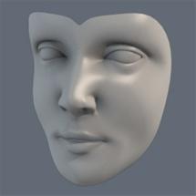 Cada rostro humano es único. Fuente: Berkeley Lab.
