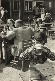 Wienerwald, Austria, 1954. © Erich Lessing / Magnum Photos.