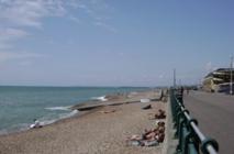 Playa de Brighton, Inglaterra. ¿Seguirán eligiendo los británicos sus playas en 2014? Imagen: javierdoren. Fuente: Flickr.