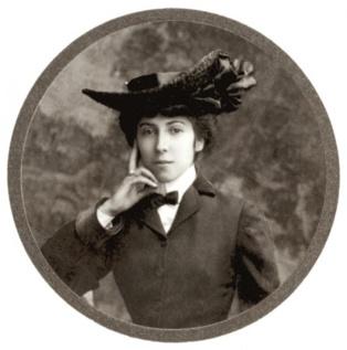 Catherine Pozzi. Imagen: Editorial Periférica.