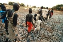 Refugiados sudaneses. Lutheran World Federation.