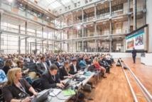 Momento del encuentro en  Berlín. Foto: Digital Innovators' Summit.