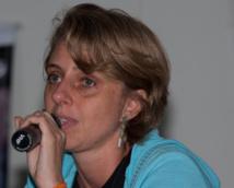 Coordinadora Internacional del Programa de Justicia Económica de Amigos de la Tierra Internacional, Lucia Ortiz. Fuente: Amigos de la Tierra Internacional.