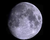 La Luna, un aliado en la exploración del Universo. NASA.
