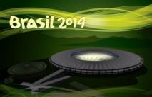 El mundial de Brasil tiene lugar desde el 12 de junio al 13 de julio de 2014. Fuente: Wikimedia.org.