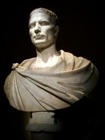 Escultura de Julio César, en el Museo de Historia del Arte de Viena (Austria). Imagen: Andrew Bossi. Fuente: Wikipedia.