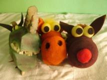 Los niños hacen evaluaciones sociales complejas sobre el comportamiento de las marionetas. Fuente: El Aspersor narración y escena.