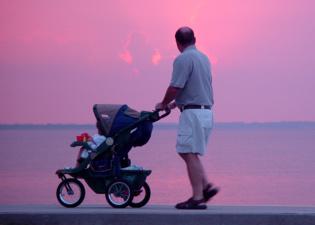 El ADN de los padres se 'expresa' más que el de las madres. Imagen: Click. Fuente: MorgueFile.