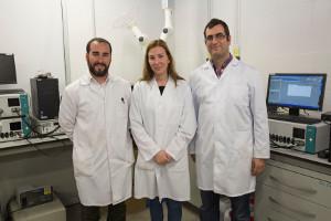 Los investigadores de la Jaume I. Fuente: UJI.