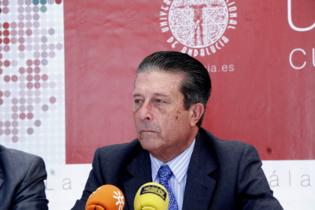 Federico Mayor Zaragoza. Foto Archivo: Universidad Internacional de Andalucía.