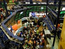 'Traders' en la Bolsa. Imagen: Petrick2008. Fuente: Flickr.