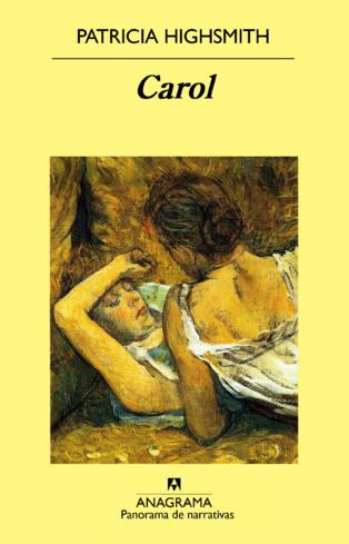 """Genealogía de """"Carol"""", novela de amor de Patricia Highsmith"""