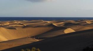 Dunas de Maspalomas (Gran Canaria). Imagen: Himarerme.