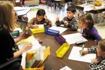 La relación maestro-alumno es fundamental para su desarrollo. Imagen: woodleywonderworks. Fuente: Flickr.