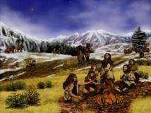 Neandertales. Fuente: Pixabay.