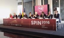 Momento de la presentación de SPIN2016. Foto: Emprendia