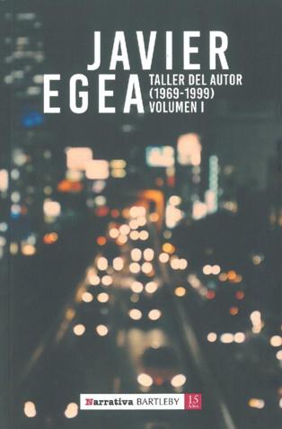 La liturgia de lo creativo en Javier Egea