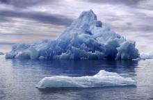 Iceberg ártico