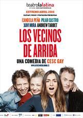 Cartel de la representación. Fuente: Teatro La Latina.