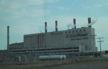 Central eléctrica de Boundary Dam (Canadá) en 2008. Imagen: Wtshymanski. Fuente: Wikipedia.