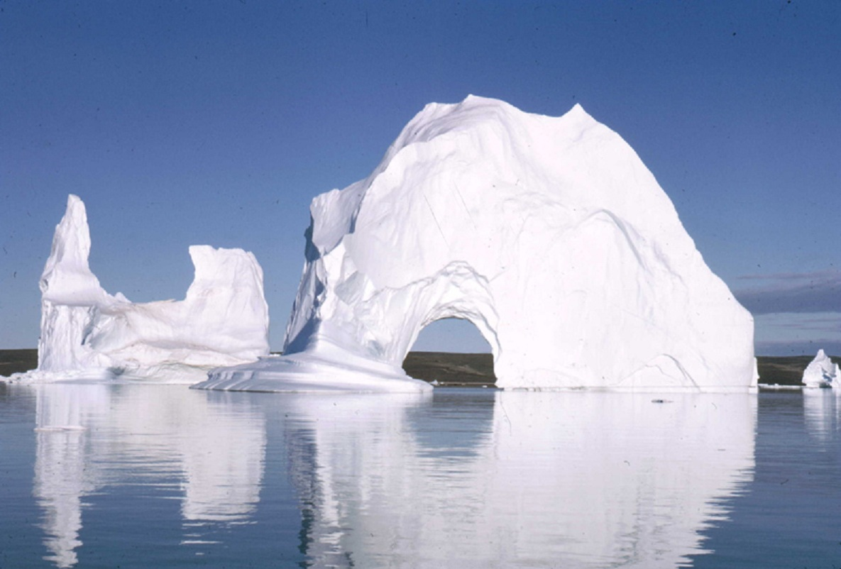 Imagen de Groenlandia. Imagen: Fox-Talbot. Fuente: Wikipedia.