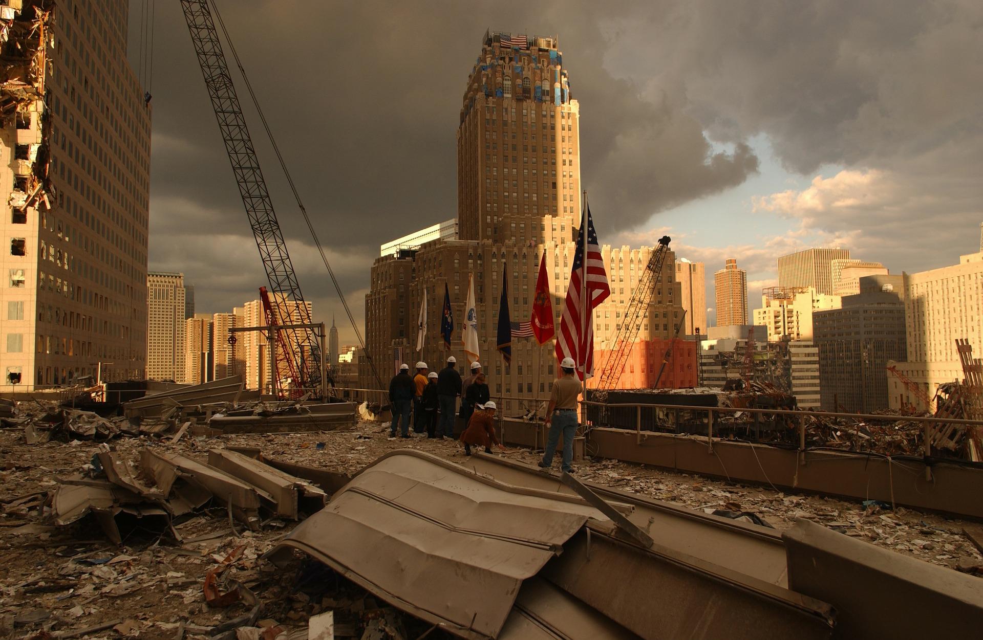 Zona Cero NYC. Fuente: WikiImages.