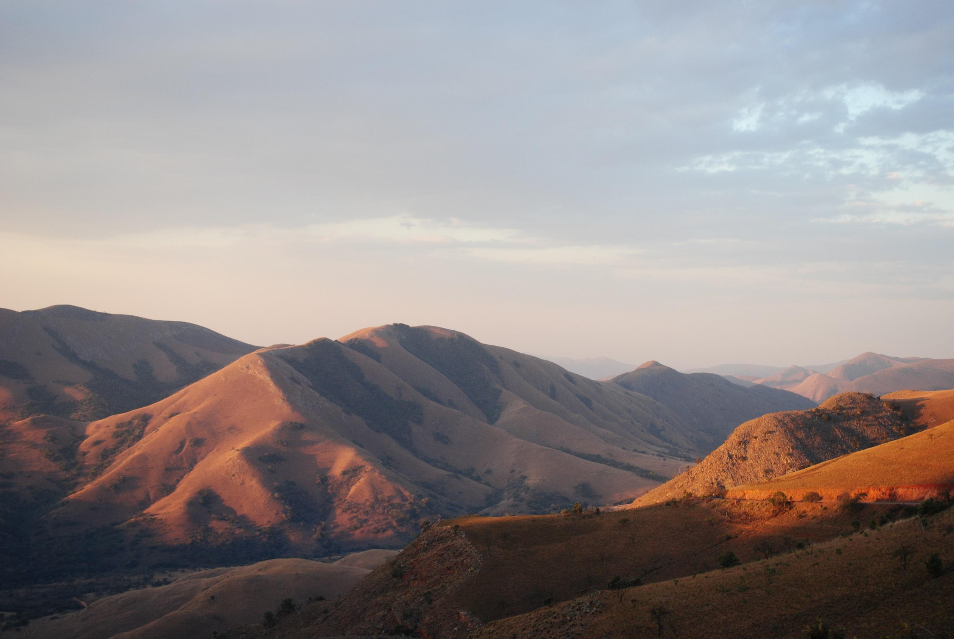 Montañas de Barberton. Foto: Sami Nabhan/FSU Jena