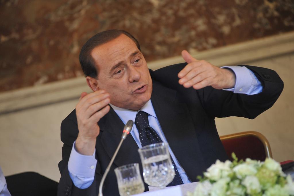Silvio Berlusconi. Foto: European People's Party