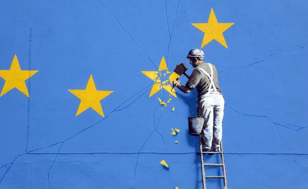 El efecto Brexit. Foto:Duncan Hull
