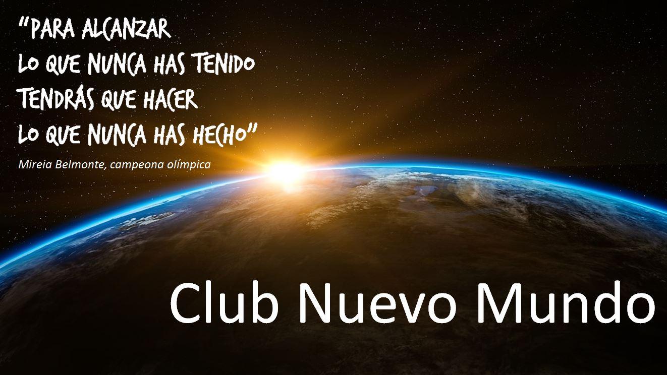 Arranca el Club Nuevo Mundo