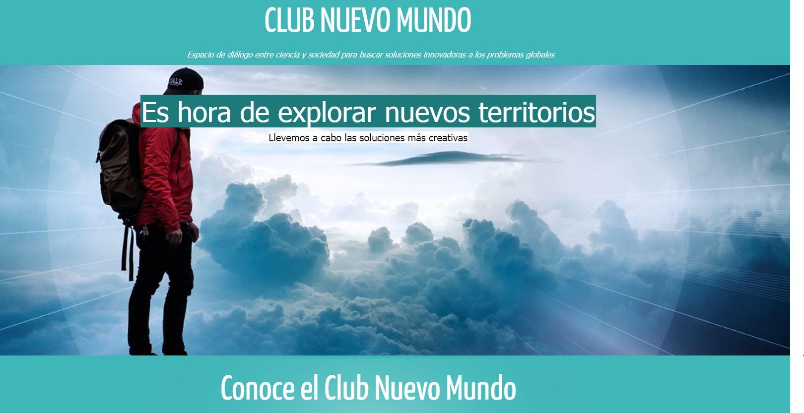 El Club Nuevo Mundo se alinea con el IPCC