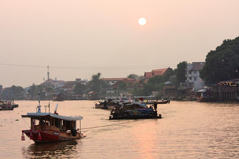Crónica de un viaje a Tailandia: cruce de culturas