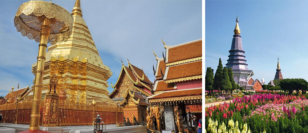 Crónica de un viaje a Tailandia: en la Rosa del Norte