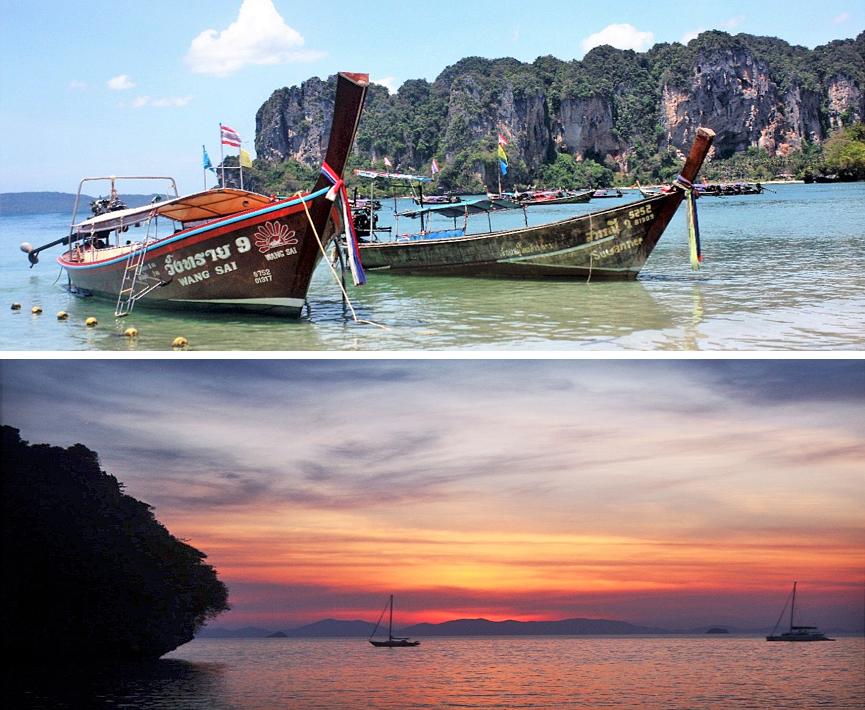 Crónica de un viaje a Tailandia: tres paraísos