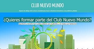 El Club Nuevo Mundo impulsará un Sistema de Indicadores de Ética
