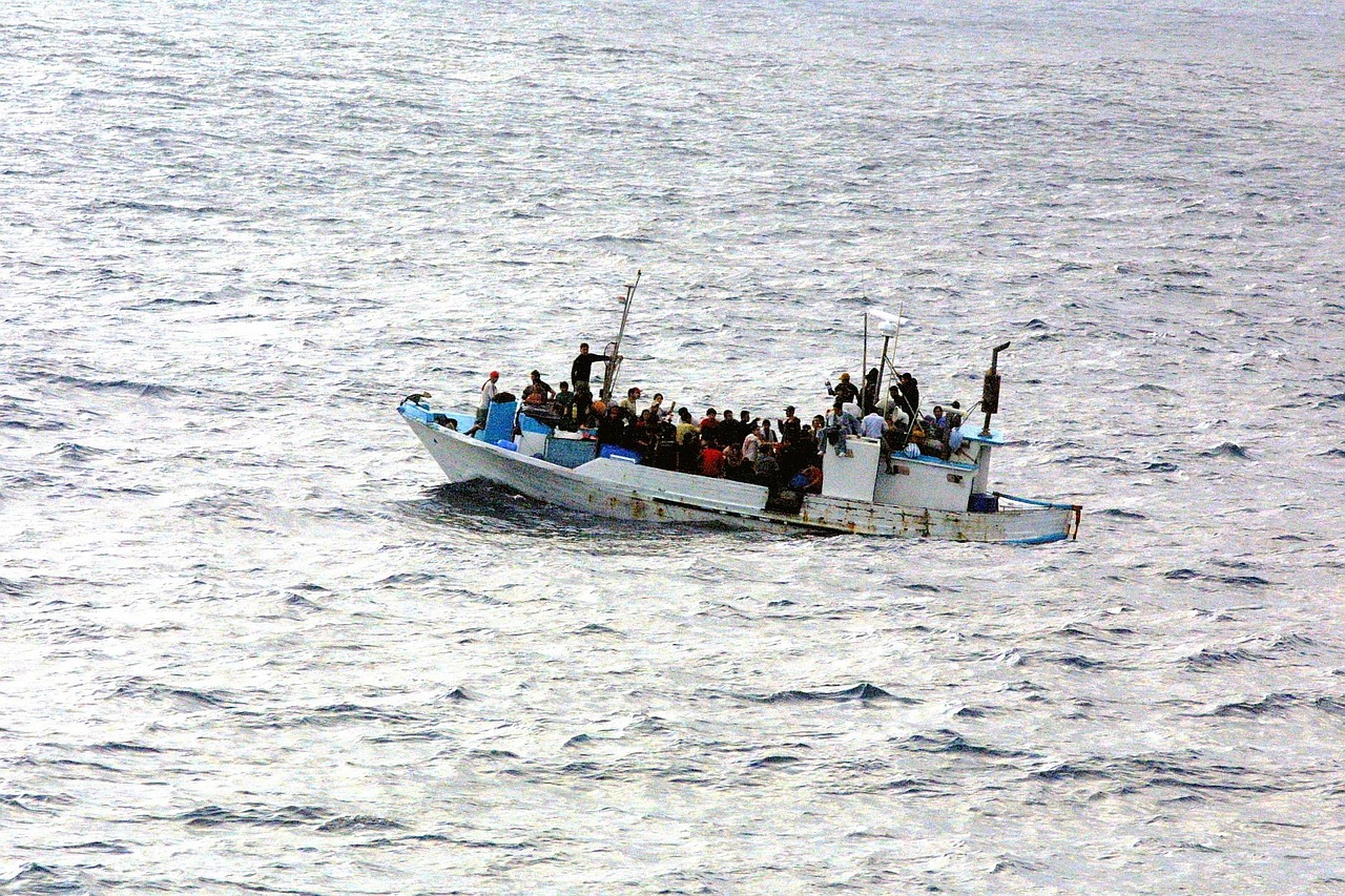 La deshumanización del colectivo de inmigrantes no está necesariamente vinculada al odio. Foto: Geralt.