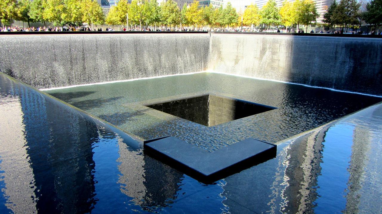 World Trade Center Memorial. Foto: Ronile.