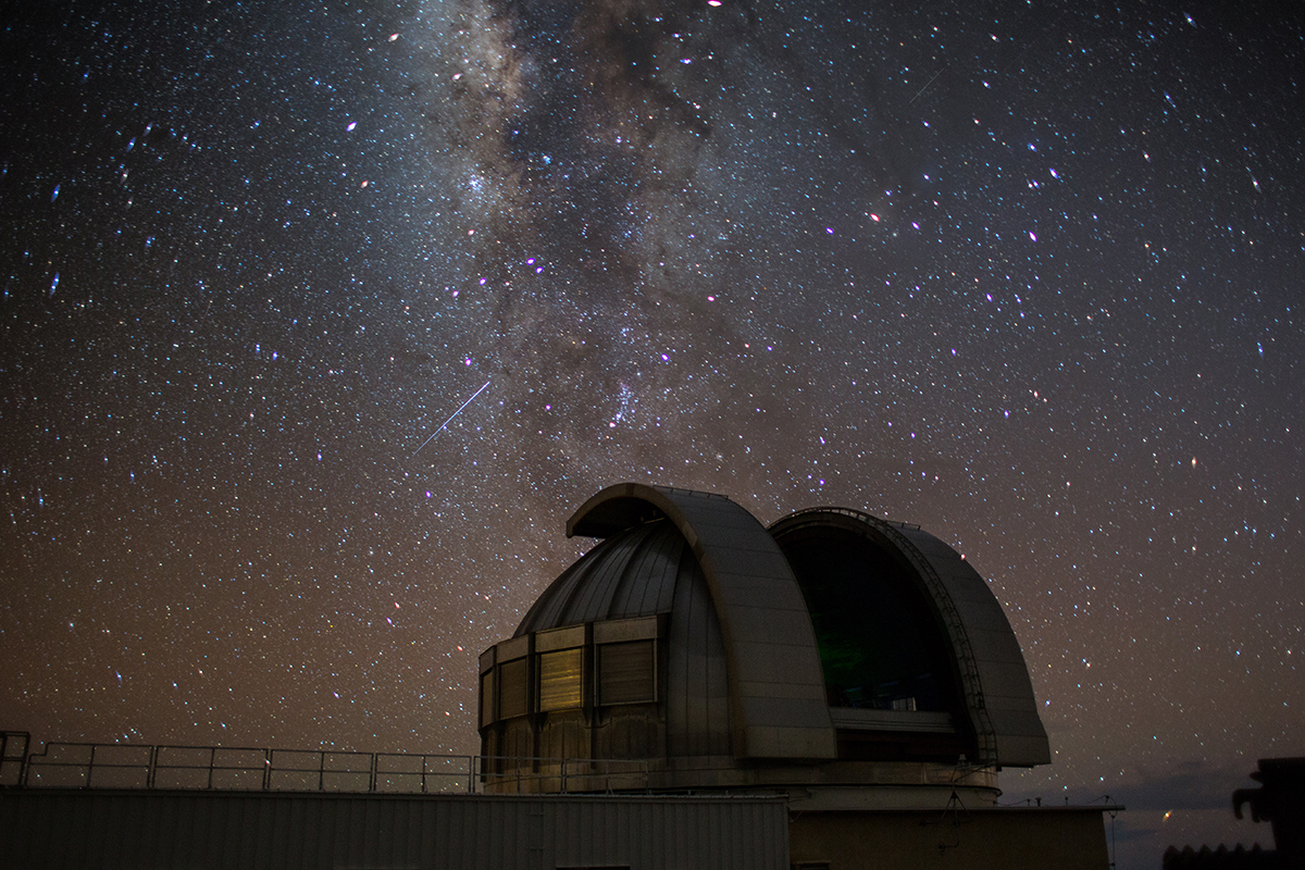 Mauna Kea Observatory, Waimea, United States. Foto: Photo by Conner Baker. Unsplash