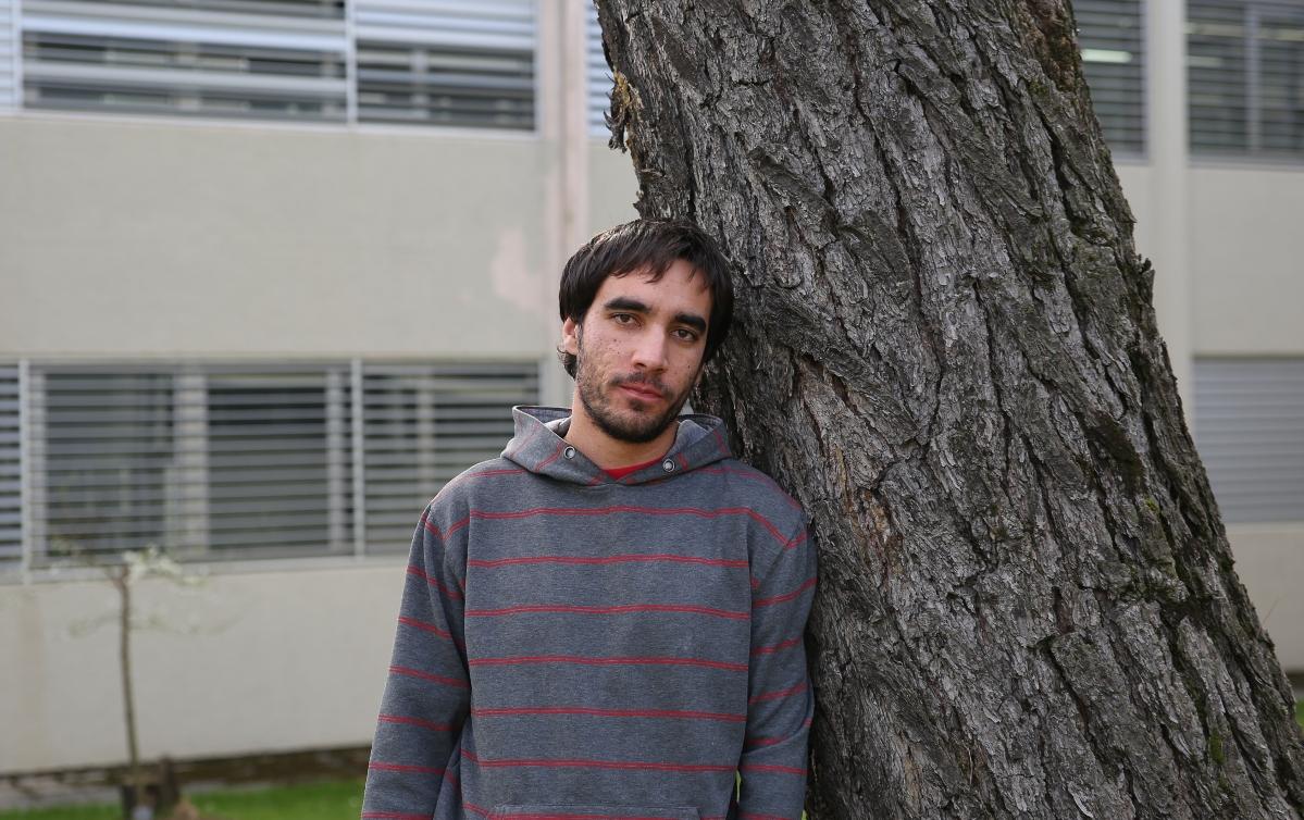 Unai Alvarez-Rodríguez. Foto: UPV/EHU.
