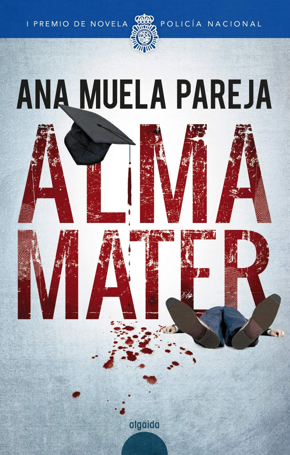 """Gajanejos investiga el asesinato de catedráticos de la UCM en """"Alma Mater"""""""
