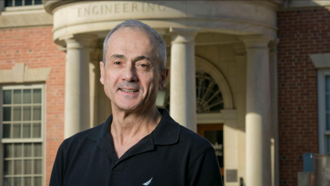 Adrian Bejan. Imagen: Duke University.