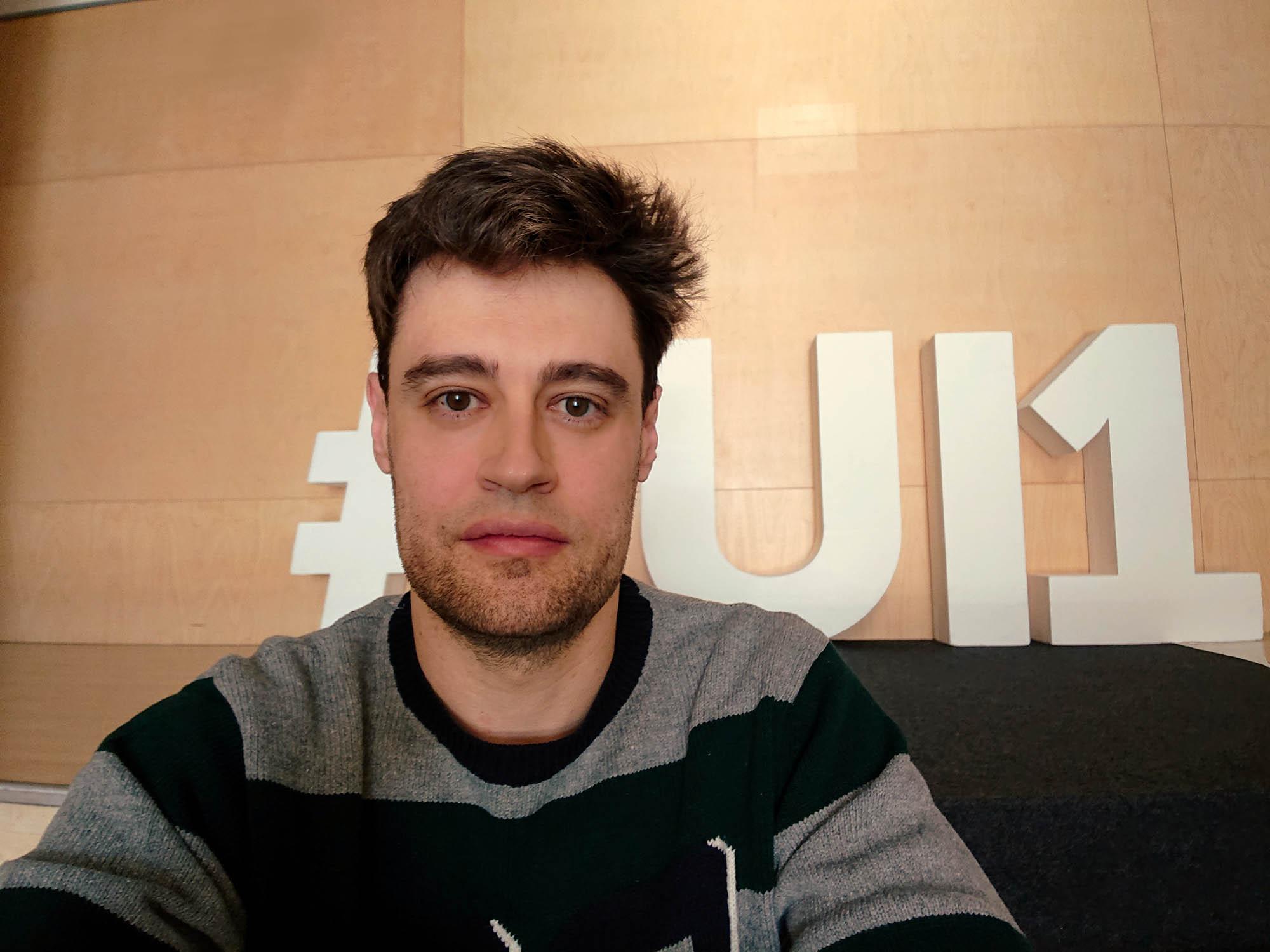 Sergio Miguel Tomé, docente e investigador de la Universidad Isabel I.