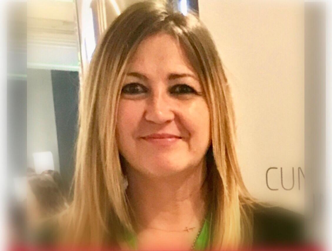 Marta Corella, alcaldesa de Orea. Foto MC.