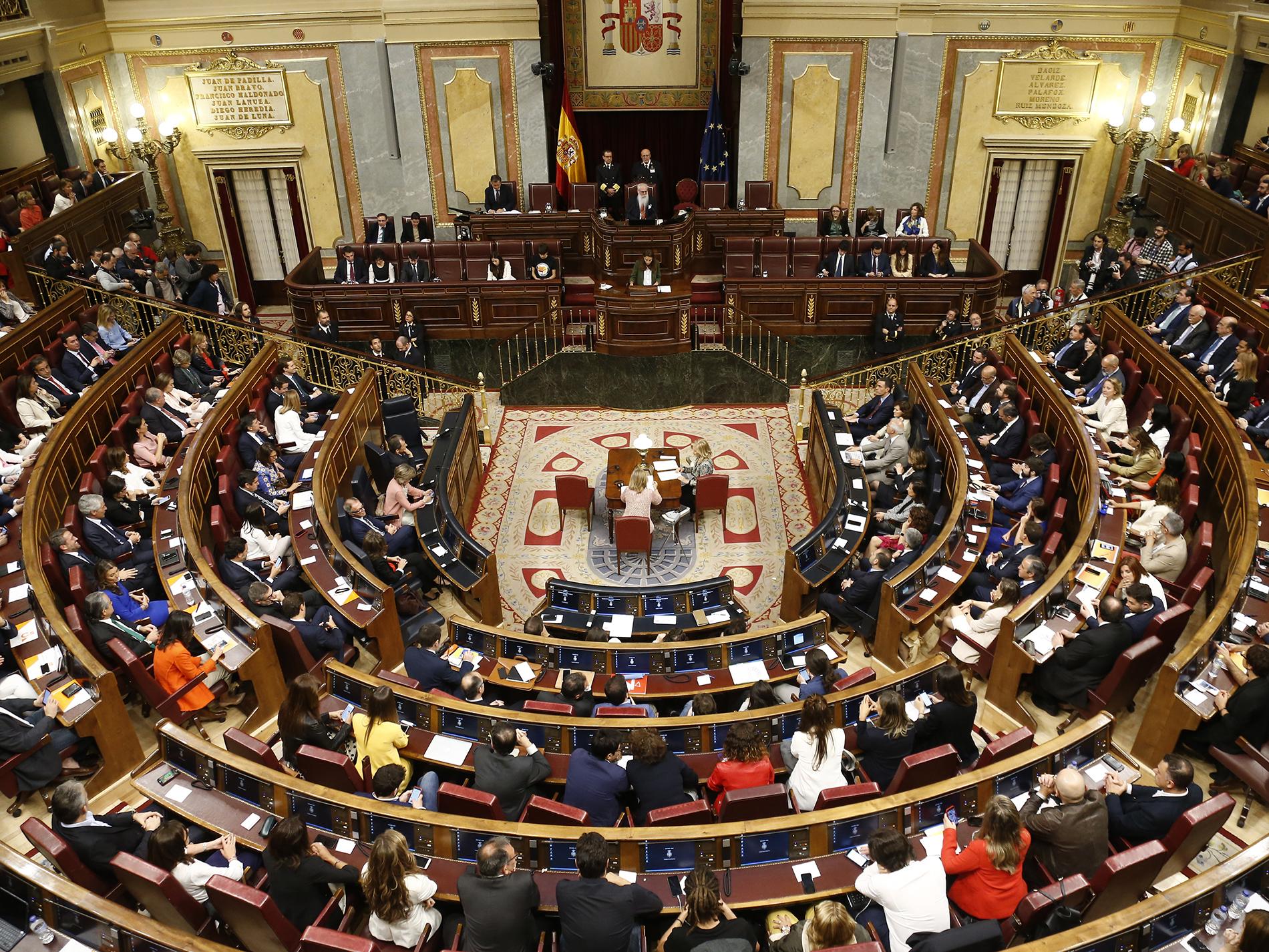 Foto. Congreso de los Diputados.
