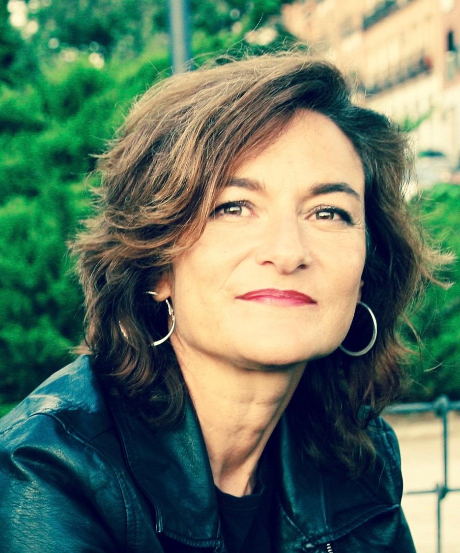 Ada Salas. Fotografía de Chema de la Peña.