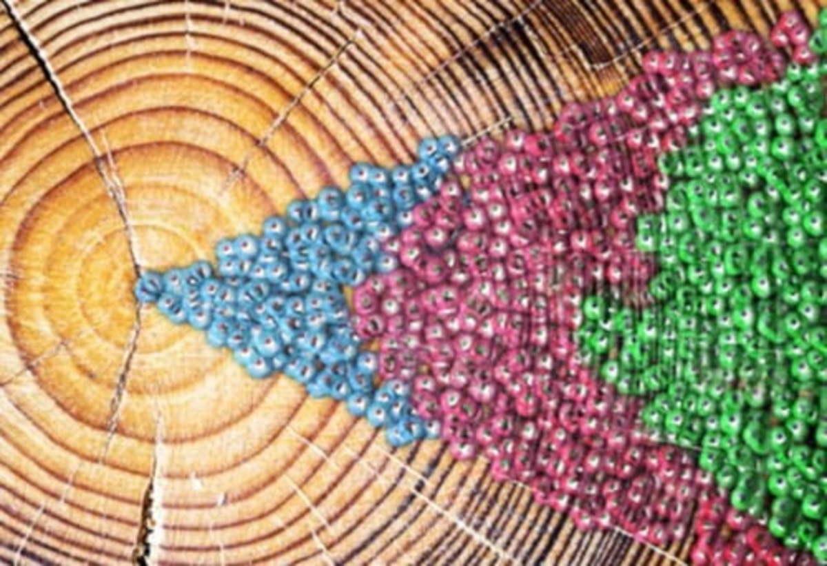 Interpretación artística de la diana que señala el inicio de la progresión del cáncer. Crédito de imagen: Spencer Phillips. EMBL-EBI.