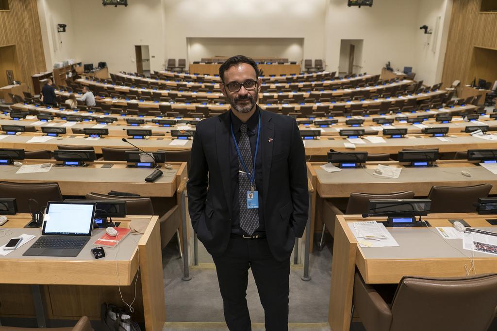 Carlos Umaña. Foto: ICAN.