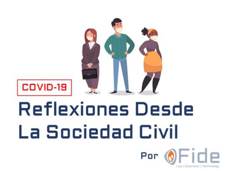 Reflexiones desde la sociedad civil sobre el Covid-19