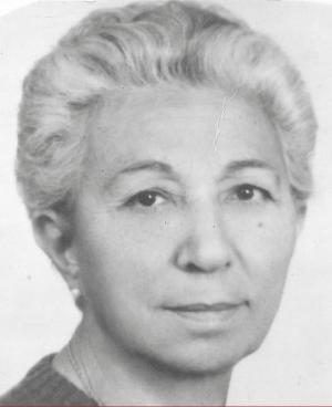 Ángela Figuera Aymerich. Fuente: Ediciones Tigres de Papel.