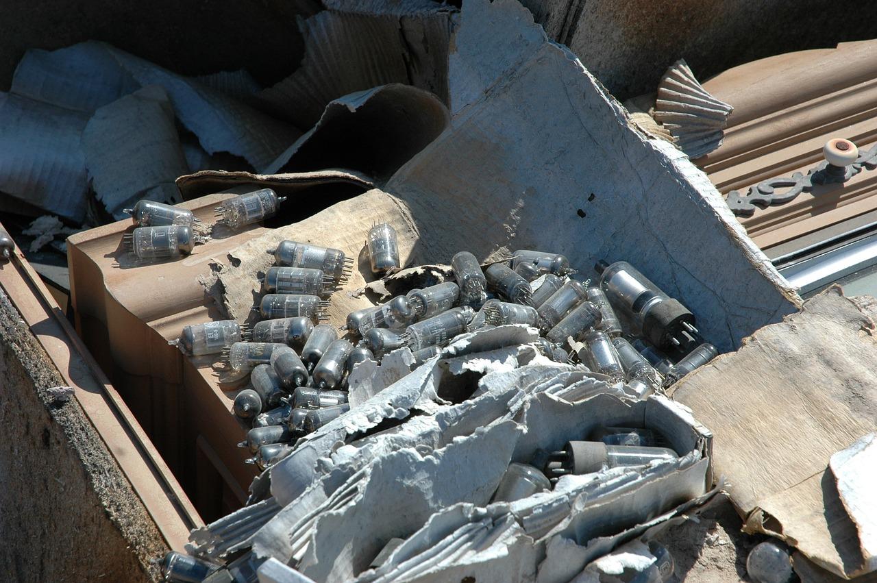 Récord mundial de generación de desechos electrónicos